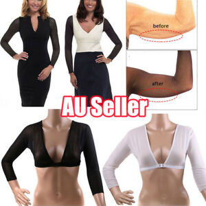 f9341fda01a55 New Women Plus Size Seamless Arm Shaper AU Fast and Free Shipping ...