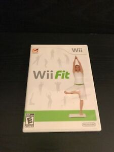 Nintendo-Wii-Wi-iFit-Complete