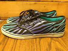 02afac2de0 item 4 WOMEN S VANS AUTHENTIC LO PRO SKATE SHOES SIZE 7.5. ZEBRA FADE BLUE  -WOMEN S VANS AUTHENTIC LO PRO SKATE SHOES SIZE 7.5. ZEBRA FADE BLUE