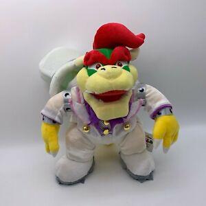 Details About Super Mario Odyssey Bowser Koopa Wedding Costume Plush Soft Toy Doll Teddy 13