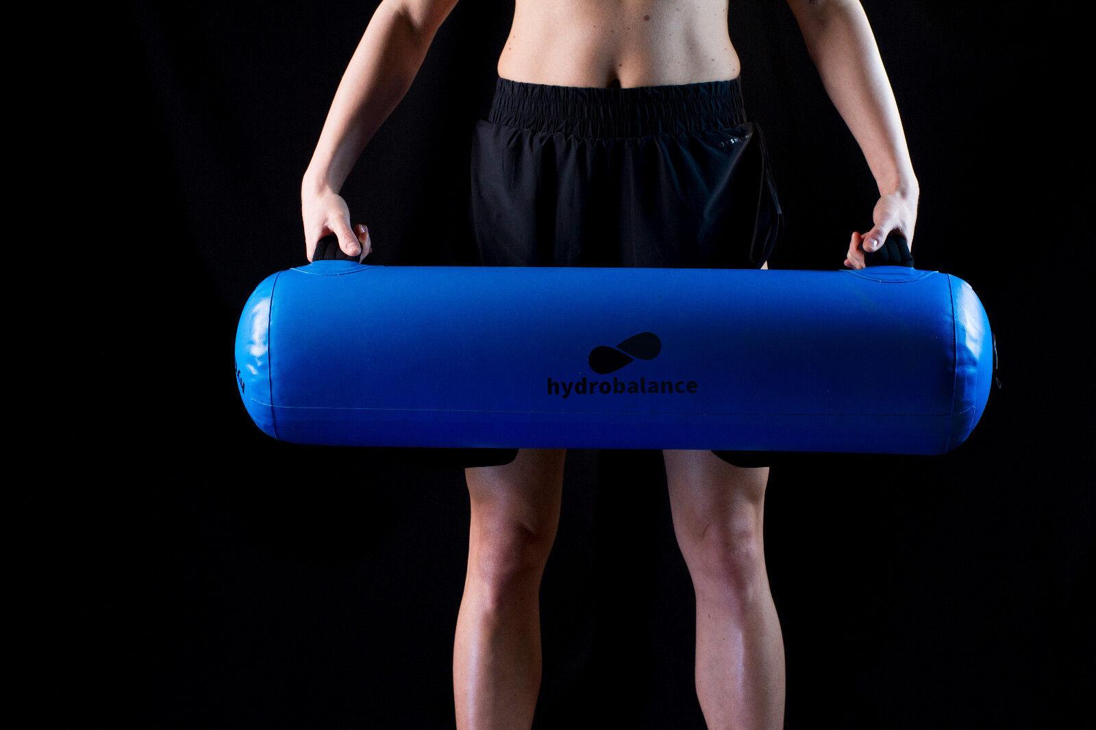 HYDROBALANCE TS formazione Acqua Borsa Borsa Fitness Palestra Peso Crossfit Bag