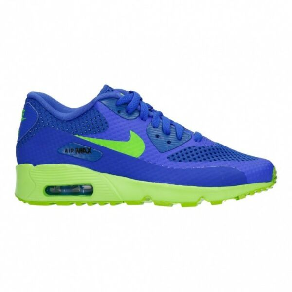f9352d626ed Nike Air Max 90 BR GS Breeze Blue Green Kids Boys Youth Running Shoes  833475-400 UK 4.5