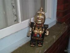 VINTAGE WEI MEI TOYS LION HEAD ROBOT 1970'S HONG KONG UNTESTED SPARES DAMAGEED