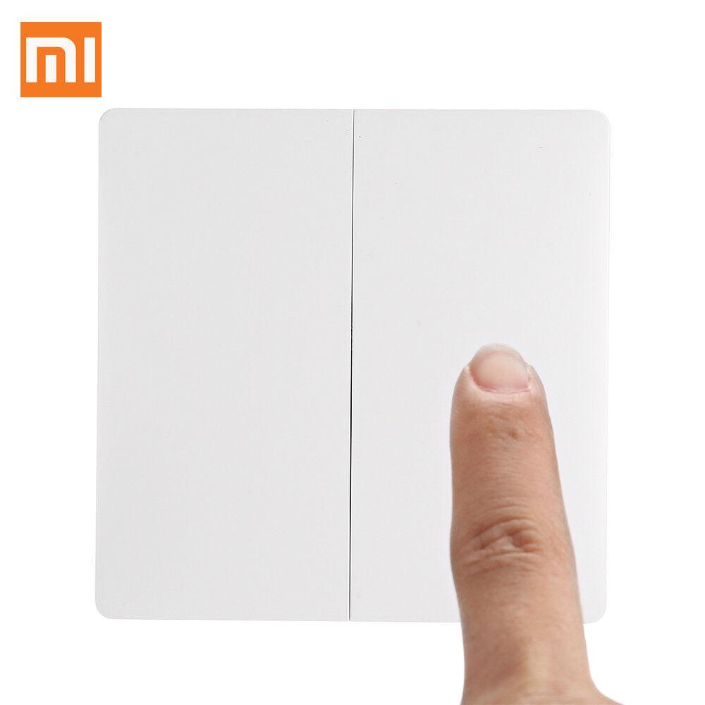 1 3 5X Confezione Xiaomi WXKG02LM Aqara Smart Interruttore Luce Wireless