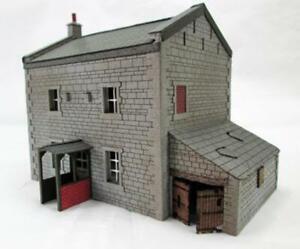 Ancorton-95793-OO-Gauge-Country-House-Kit