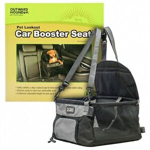 Image Is Loading Outward Hound Pet Lookout Car Booster Seat Medium