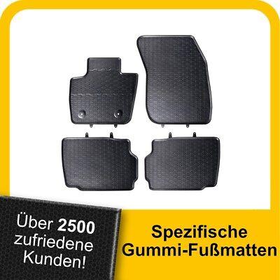 Ford Mondeo MK5 ab 15 Gummimatten Fußmatten Original Qualität Kpl.