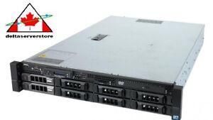"Dell PowerEdge R510 2U Storage Server  (8x 3.5"" HD) - 16GB RAM - 4Cores - H200"