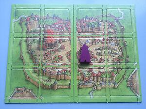 Carcassonne-mini-expansion-Le-Comte-NEUF-avec-regles-anglaises