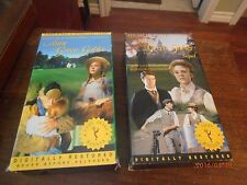 Anne of Green Gables and Anne of Green Gables the Sequel 2 Lots of VHS