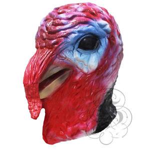 Detalles De Látex Animal Realista Pavo Pájaro Navidad Eventos Despedidas Despedida De