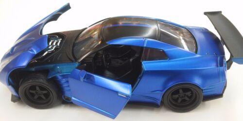 JADA Fast And Furious Brian/'s Nissan GT-R 1:24 Diecast Car