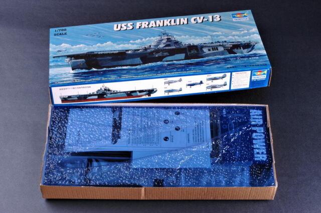 Trumpeter 1 700 05730 USS Franklin CV 13