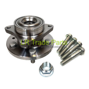 RANGE-ROVER-SPORT-NEW-FRONT-WHEEL-BEARING-HUB-ASSEMBLY-NUT-AND-BOLTS-LR014147