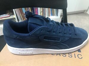 a9dc83e7674 New Reebok Classic NPC UK Perf Casual Shoe BD2969 Suede Collegiate ...