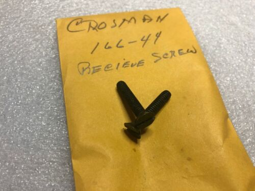 "OEM Crosman Model 166 rear RECEIVER SCREWs part # /""166-44/"" C94"