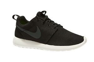 NIKE ROSHE ONE BLACK SAIL ANTHRACITE WHITE 511881 010 SZ 11