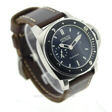 Parnis Marina Militare 45mm Automatic Sub Pam Style Watch NEW Seagull 2555