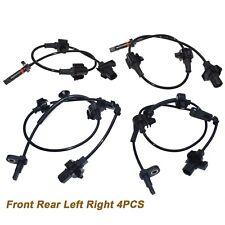 Front Rear Left Right ABS Wheel Speed Sensor For Honda CR-V 2007-11 57455SWA013