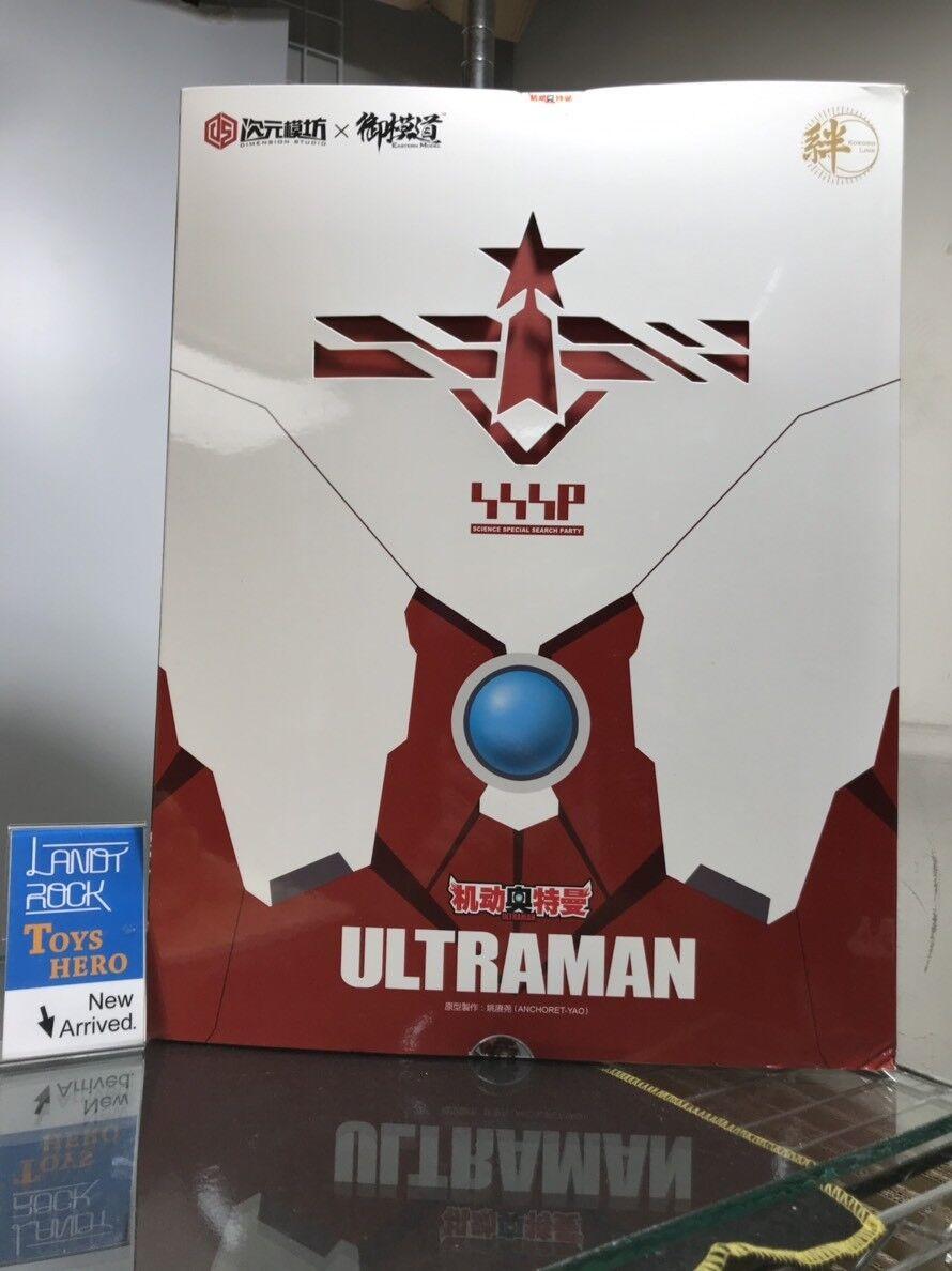[giocattoli Hero] In He modellololo  KIT Electro 1 6 Ultrauomo Dimension Studio unpainted  negozio di sconto