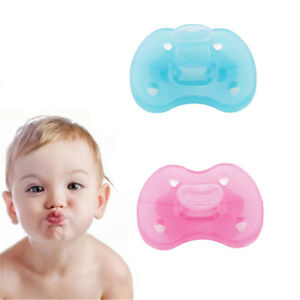 Silicone Baby Pacifier Dummy Nipple Orthodontic Soother Teether Toys Anti-Slide