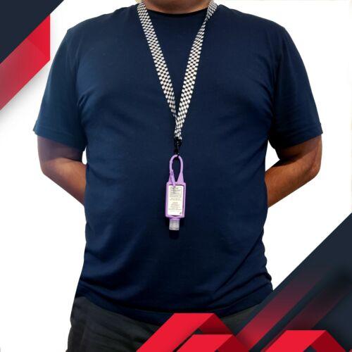 Details about  /Paisley Bandana Reversible Black//Red Neck Strap Lanyard Keychain ID Keys Badge