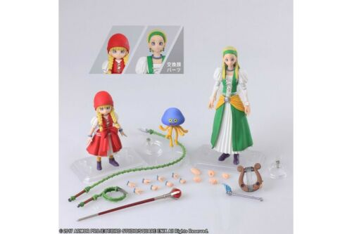 Dragon Quest XI Echoes of an Elusive Age Bring Arts Veronica And Senya Figures S