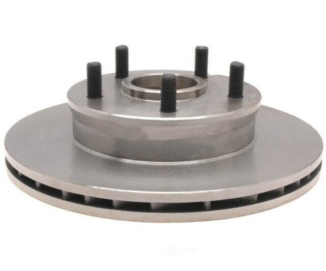 Disc Brake Rotor and Hub Assembly Front Parts Plus P96302 fits 88-91 Mazda 929