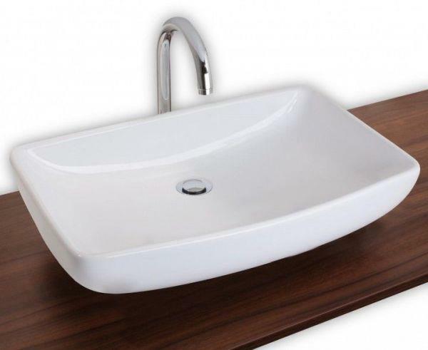 Design Aufsatzwaschbecken Waschplatz Waschbecken Waschschale MYBAW09