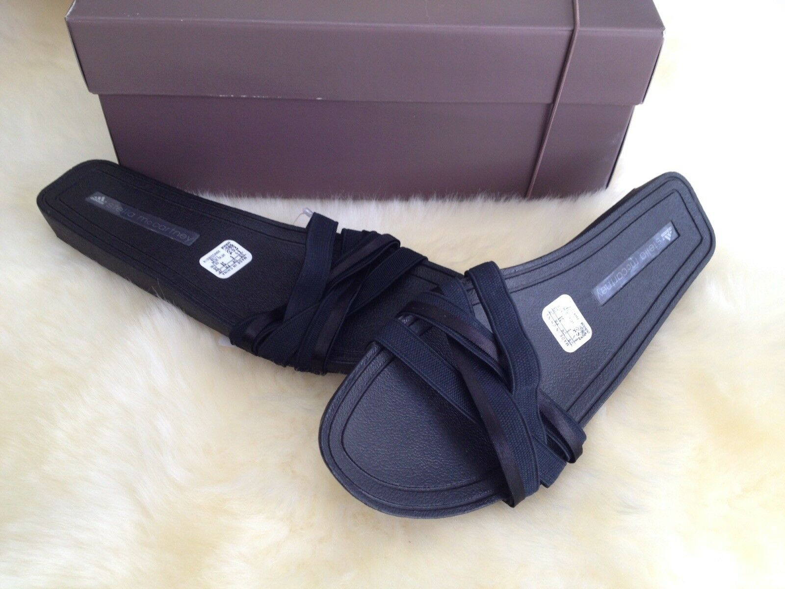 Adidas Stella Mccartney Sandalen NEU NEW Stella Mccartney Schuhe 38