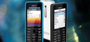 Nokia-Asha-301-Debloque-3-G-Bluetooth-et-combine-Bouton-Telephone-Portable-Case-Up