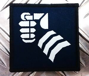 Genuine-British-Army-20th-Armoured-Infantry-Brigade-Iron-Fist-Patch-Badge