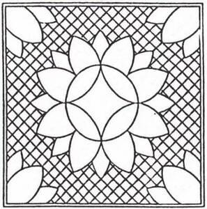 Sunflower-16-5-034-White-Mini-Premarked-Wholecloth-Top