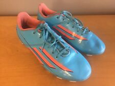 4aceede9a Girls Lotto Defender Purple/teal Blue Soccer Cleats Size 5 for sale ...