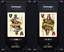 Charlemagne-Playing-Cards-New-Figures-SWAROVSKI-CRYSTAL-Limited-Edition-S thumbnail 8