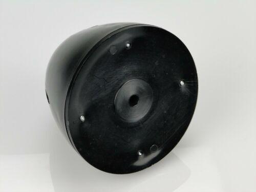 "90 mm 3.5/"" Spinner F//B noir E-RAA1029BLK"
