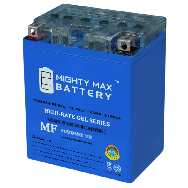 Mighty Max Battery 12V 35AH Gel Replacement Battery for APC UPS Computer Back Up Brand Product