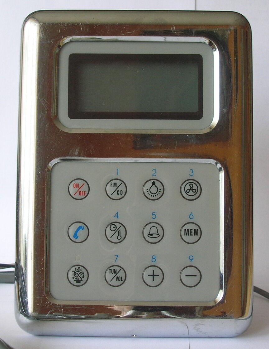 Steambath generator controller TL-2000 - AS IS