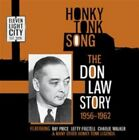 Honky Tonk Song The Don Law Story 1956-1962 Various Artists CD 22 Track Featuri