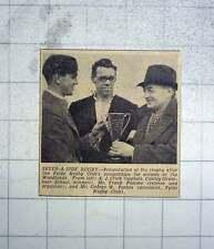 1949 Seven Aside Rugby Fylde, Frank Pastore, Aj Crick, Cowley Grammar School