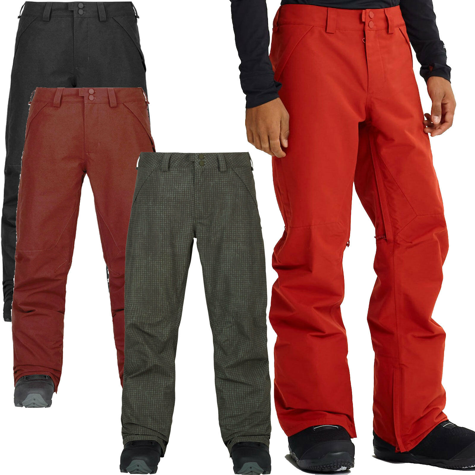 Burton Vent Pant Men's Snowboard Pants Ski  Pants Functional Pants  low 40% price