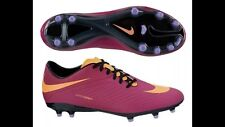 Womens Violet Orange Nike Hypervenom Phelon FG Cleats 599077 585 Sz 6.5 New