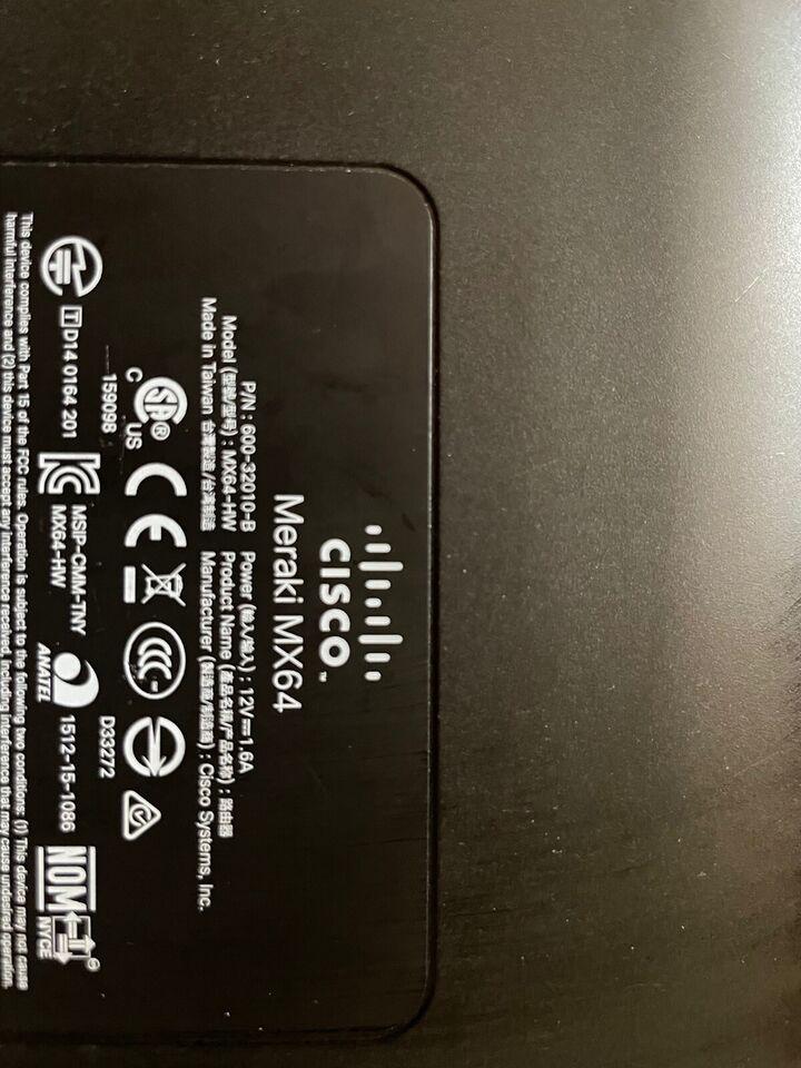 Firewall, wireless, Cisco