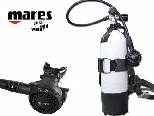 CANISTER SUB MARES 10 L WITH REGULATOR PRODUCTION 2018 IDEAL BOAT