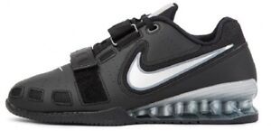 Nike romaleos 2 Wmns Haltérophile Chaussures weightlifting Shoe Boots-Noir