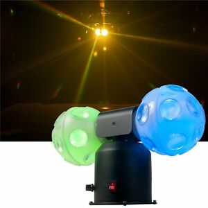 American DJ Jelly Cosmos Ball Dual Head LED Effect - New