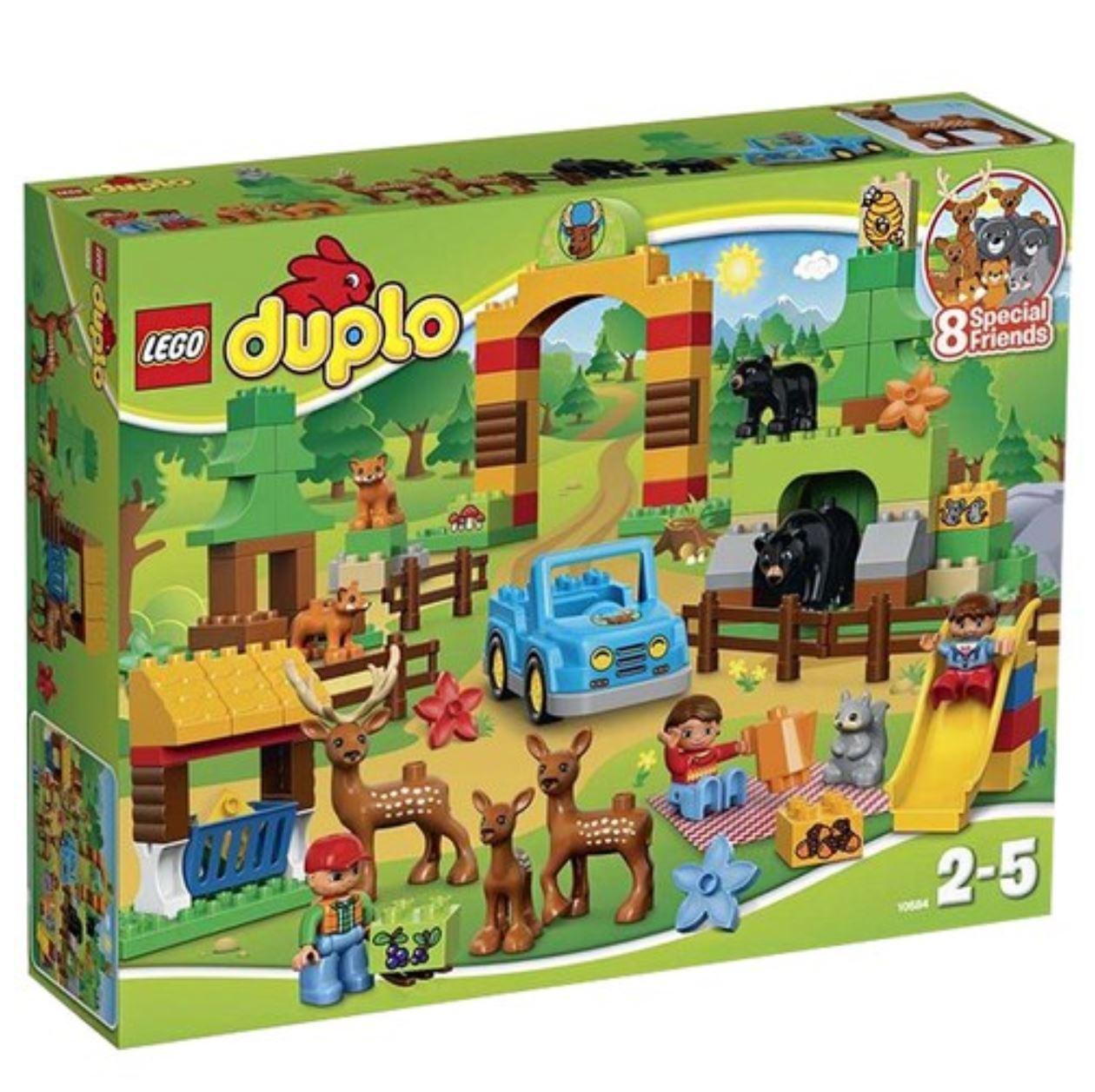 popolare [LEGO] Duplo 10584 Creative Play Forest Park 2015 2015 2015 Version gratuito Shipping  la migliore selezione di