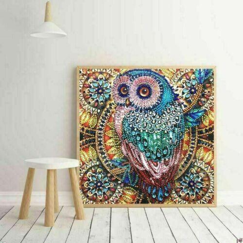 DIY 5D Diamond Painting Embroidery Cross Craft Stitch Art Home Decoration Gitfs