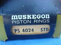 Pontiac 421 Piston Ring Set Standard Grand Prix 1964 - 1969 Usa Made