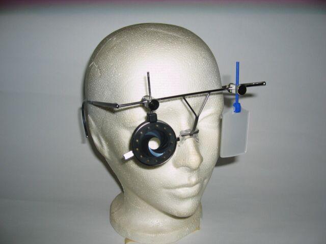 Right Varga Merkur 37mm Pistol Shooting Glasses Frame w/37mm Iris